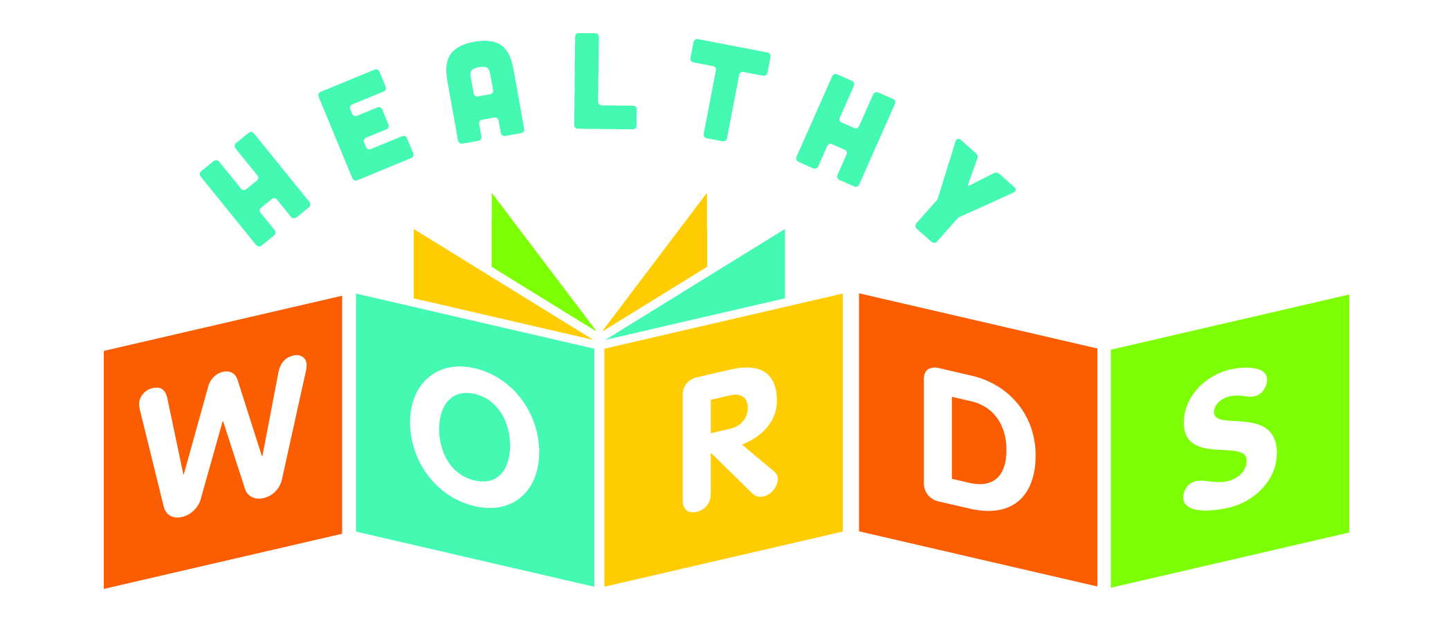 Healthy Words Program Logo